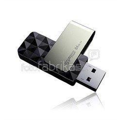 SILICON POWER 32GB, USB 3.0 FlASH DRIVE, BLAZE SERIES B30, BLACK