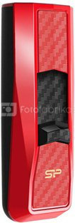 SILICON POWER 32GB, USB 3.0 FLASH DRIVE, BLAZE SERIES B50, RED