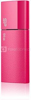 SILICON POWER 8GB, USB 2.0 FLASH DRIVE ULTIMA U05, PEACH