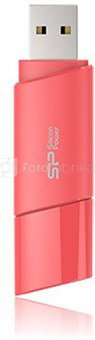SILICON POWER 8GB, USB 2.0 FLASH DRIVE ULTIMA U06, PINK
