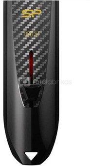Silicon Power Blaze B25 32 GB, USB 3.0, Black