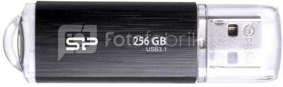 Silicon Power flash drive 256GB Blaze B02, black