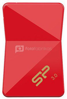 Silicon Power flash drive 32GB Jewel J08 USB 3.0, red