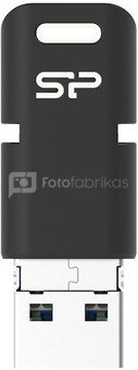 Silicon Power flash drive 32GB Mobile C50, black
