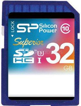 Silicon Power memory card SDHC 32GB UHS-I U3