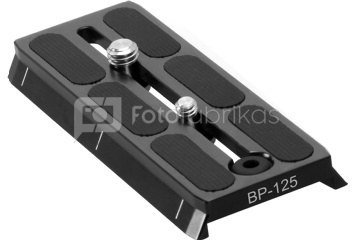 SIRUI QUICK RELEASE PLATE BP-125