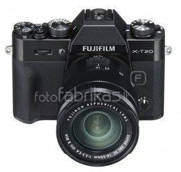 FujiFilm X-T20 + 16-50mm XC (juodas)