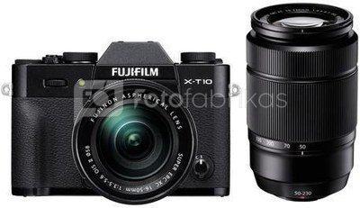 FujiFilm X-T10 + 16-50mm XC + 50-230mm XC