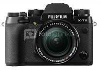 FujiFilm X-T2 + 18-55mm