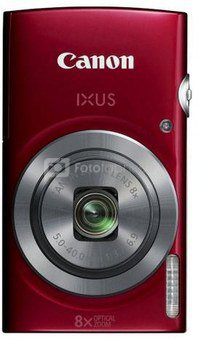 Canon IXUS 160 (raudonas)