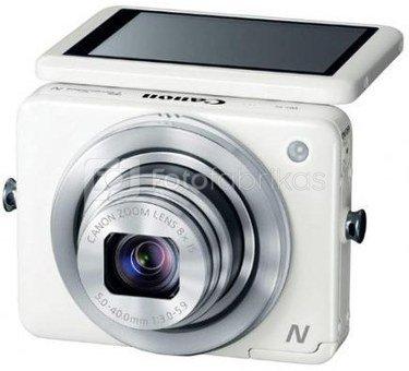 Canon PowerShot N (baltas)
