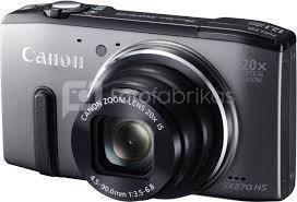Canon PowerShot SX270 (pilkas)