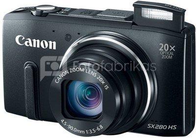 Canon PowerShot SX280 HS (juodas)