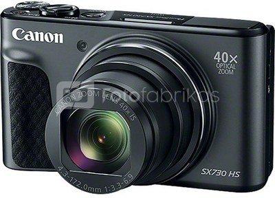 Canon PowerShot SX730 HS (juodas)