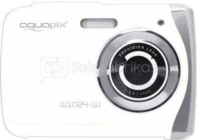 Easypix Aquapix W1024 Splash (baltas)