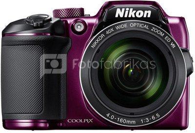 Nikon Coolpix B500 violetinis)