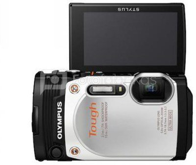 Olympus Stylus Tough TG-860 (baltas)