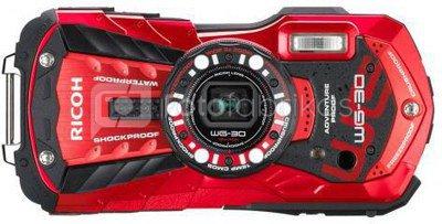 Ricoh WG-30 (raudonas)