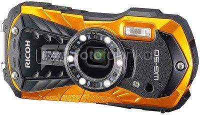 Ricoh WG-50 (oranžinis)