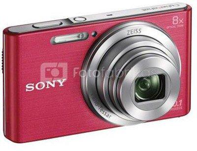 Sony DSC-W830 (rausvas)