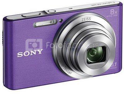 Sony DSC-W830 (violetinis)