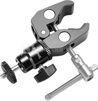 SMALLRIG 1124 BALL HEAD MOUNT AND COOLCLAMP