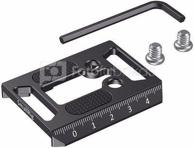 SMALLRIG 2458 QR-PLATE MANFR 501PL FOR SR CAGES