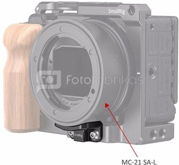 SMALLRIG 2650 LENS ADPT SUPP FOR SIGMA FP CAGE