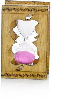 Smėlio laikrodis 6,5 x10,5 cm HR16190 SAVEX 1min