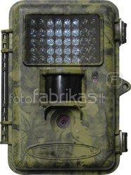 SnapShot PRO Black 8.0 MP camouflage Wildlife Camera kamera gamtos stebėjimui