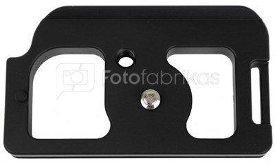 Snelkoppelingsplaat Canon 6D