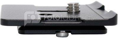 Caruba Snelkoppelingsplaat Nikon D600
