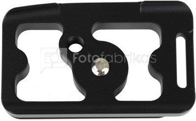 Caruba Snelkoppelingsplaat   Nikon D750