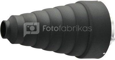 SMDV Snoot Reflector 70mm Bowens