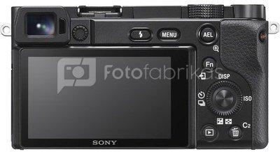 Sony A6100 + E 16-50mm F3.5-5.6 PZ OSS