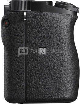 Sony A6100 E 16-50mm F3.5-5.6 PZ OSS Sony E 55-210mm F4.5-6.3 OSS