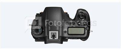 Veidrodinis fotoaparatas SONY A68 + 18-55mm