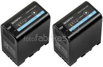 Sony BP-U60 U60 Battery Pack (2 pcs)