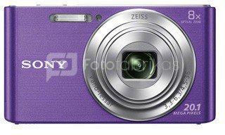 Sony DSC-W830V (purpurinis)