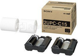 Sony/DNP 2UPC-C15 13x18 cm 2x 172 Sheets for Snap Lab