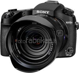 Sony DSC-RX10 Mark III