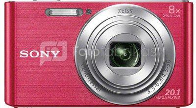 Sony DSC-W830P (rožinis)