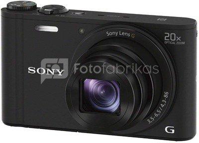 Sony DSC-WX350 (Demo)