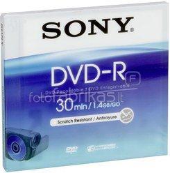 Sony DVD-R 1,4GB 8 cm Jewel Case DMR 30 A