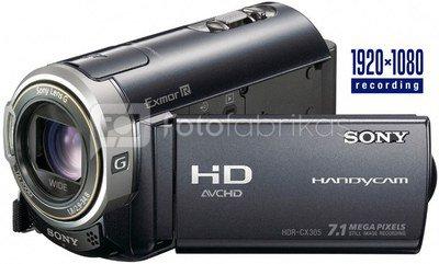 SONY HDR-CX305 vaizdo kamera