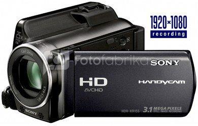 SONY HDR-XR155 VE vaizdo kamera