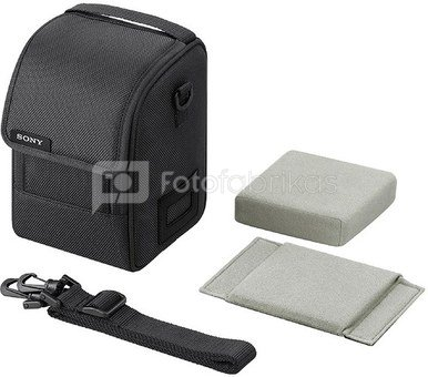 Sony LCS-FEA1 Lens Bag black