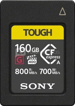 Sony memory card CFexpress 160GB Type A Tough