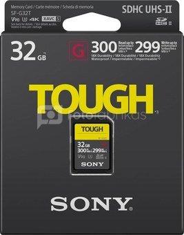 Sony memory card SDHC 32GB Tough C10 UHS-II U3 V90