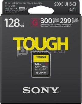 Sony memory card SDXC 128GB G Tough UHS-II U3 V90